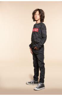 Sweatshirt Sweatshirt HEATHENS Boy W18536B (39788) - DEELUXE-SHOP
