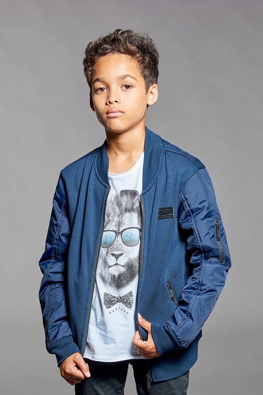 Jacket Jacket CASEY Boy W18537B (39789) - DEELUXE-SHOP