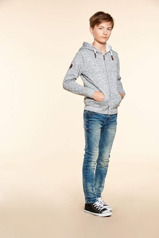 Sweatshirt BARROW Boy W18549B (39834) - DEELUXE-SHOP