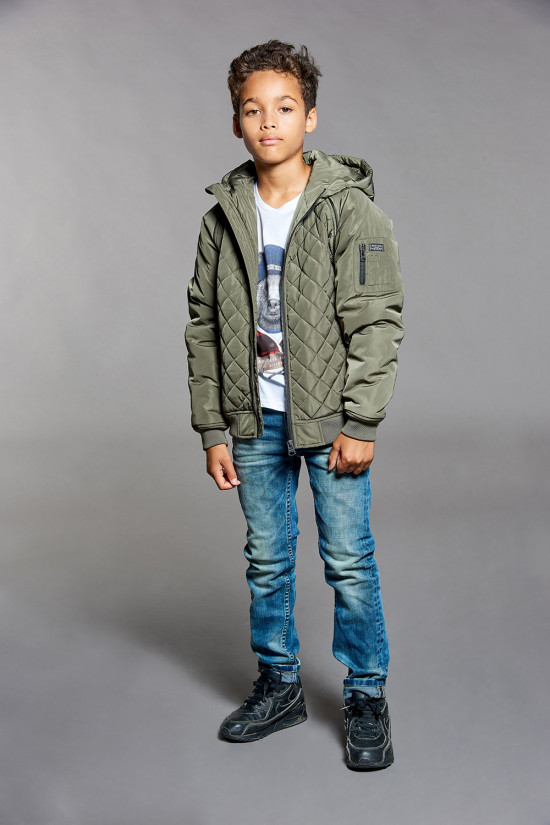 Jacket LARIX Boy W18603B (39890) - DEELUXE-SHOP