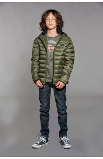 Puffy Jacket Puffy Jacket SUNSHINE Boy W18644B (39929) - DEELUXE-SHOP