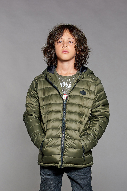 Puffy Jacket Puffy Jacket SUNSHINE Boy W18644B (39931) - DEELUXE-SHOP