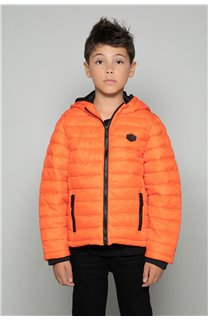 Puffy Jacket Puffy Jacket SUNSHINE Boy W18644B (39932) - DEELUXE-SHOP