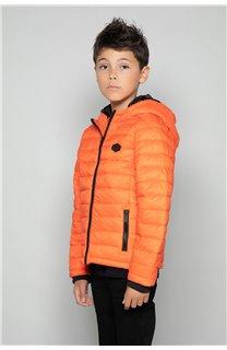 Puffy Jacket Puffy Jacket SUNSHINE Boy W18644B (39936) - DEELUXE-SHOP