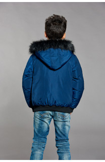 Parka JACKET SHARK Boy W18650B (39950) - DEELUXE-SHOP