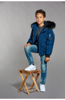 Parka JACKET SHARK Boy W18650B (39951) - DEELUXE-SHOP