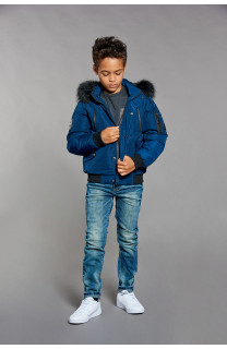 Parka JACKET SHARK Boy W18650B (39952) - DEELUXE-SHOP