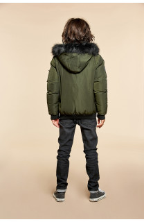 Parka JACKET SHARK Boy W18650B (39954) - DEELUXE-SHOP