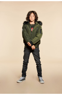 Parka JACKET SHARK Boy W18650B (39955) - DEELUXE-SHOP