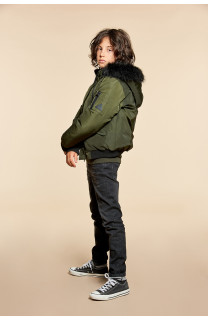 Parka JACKET SHARK Boy W18650B (39956) - DEELUXE-SHOP