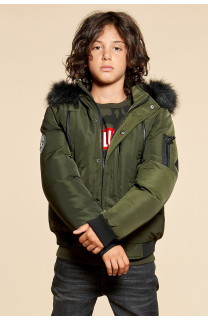 Parka JACKET SHARK Boy W18650B (39957) - DEELUXE-SHOP