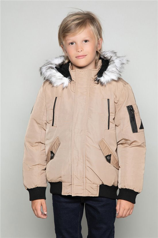 Parka SHARK Boy W18650B (39962) - DEELUXE-SHOP