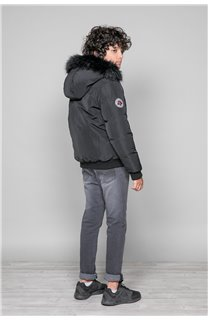 Parka JACKET SHARK Boy W18650B (39966) - DEELUXE-SHOP