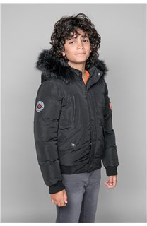 Parka JACKET SHARK Boy W18650B (39967) - DEELUXE-SHOP