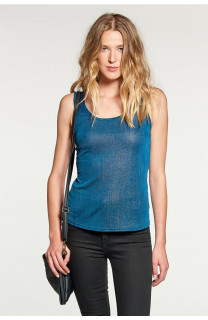 Tank Top TOP SHINY Woman W18164W (40027) - DEELUXE-SHOP