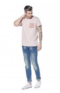 T-Shirt WYATT Homme W18194 (40081) - DEELUXE