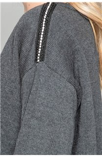 Sweater Sweater SACHA Woman W18314W (40125) - DEELUXE-SHOP