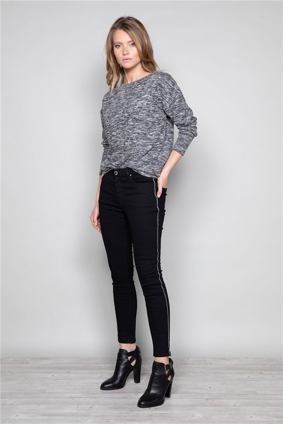 Sweater CHARLY Woman W18315W (40128) - DEELUXE-SHOP