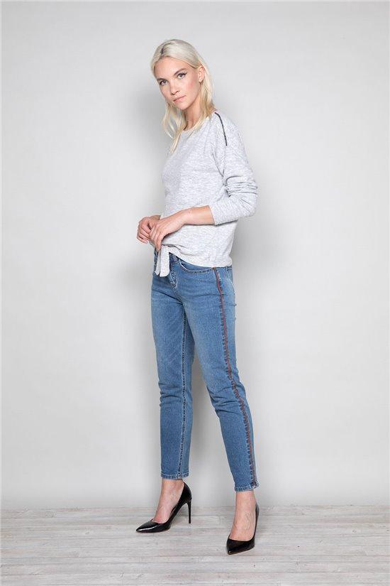 Sweater Sweater CHARLY Woman W18315W (40128) - DEELUXE-SHOP