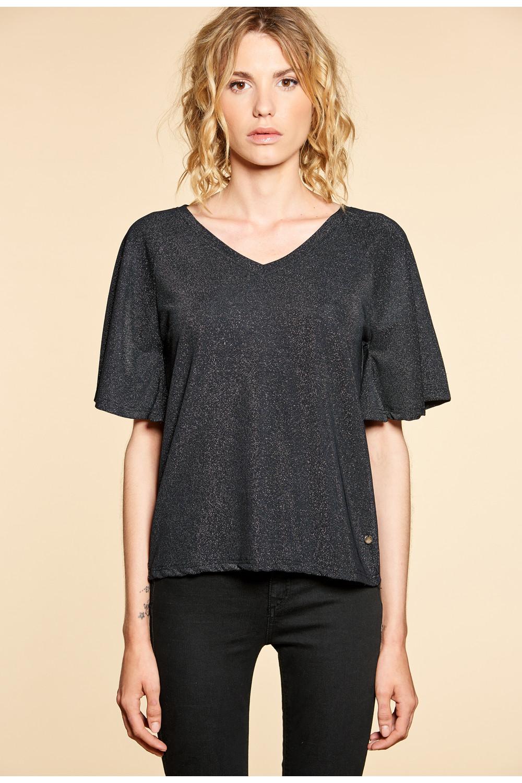 Sweater Sweater PLEASURE Woman W18318W (40148) - DEELUXE-SHOP