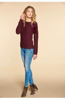 Sweater Sweater NOAM Woman W18320W (40152) - DEELUXE-SHOP