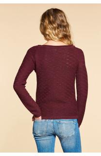 Sweater Sweater NOAM Woman W18320W (40154) - DEELUXE-SHOP
