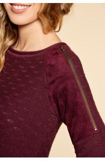 Sweater Sweater NOAM Woman W18320W (40155) - DEELUXE-SHOP