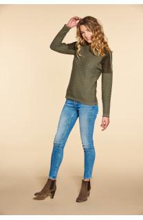 Sweater Sweater NOAM Woman W18320W (40156) - DEELUXE-SHOP