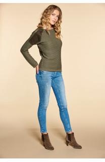 Sweater Sweater NOAM Woman W18320W (40157) - DEELUXE-SHOP