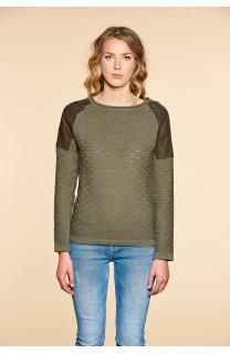Sweater Sweater NOAM Woman W18320W (40158) - DEELUXE-SHOP