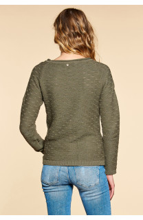 Sweater Sweater NOAM Woman W18320W (40159) - DEELUXE-SHOP