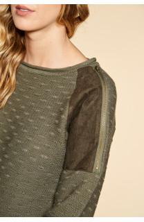 Sweater Sweater NOAM Woman W18320W (40160) - DEELUXE-SHOP