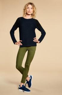 Sweater Sweater NOAM Woman W18320W (40161) - DEELUXE-SHOP