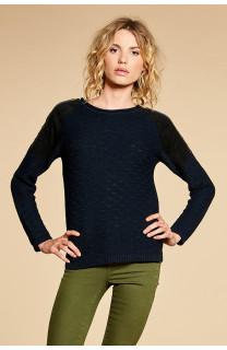 Sweater Sweater NOAM Woman W18320W (40163) - DEELUXE-SHOP