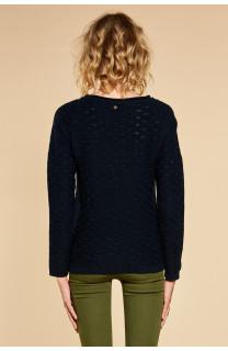 Sweater Sweater NOAM Woman W18320W (40164) - DEELUXE-SHOP