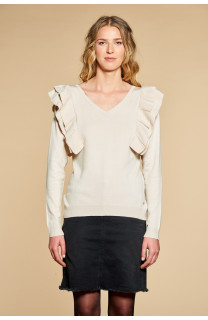 Sweater Sweater VALENTINA Woman W18324W (40173) - DEELUXE-SHOP