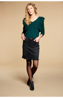 Sweater Sweater VALENTINA Woman W18324W (40176) - DEELUXE-SHOP