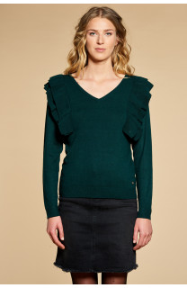Sweater Sweater VALENTINA Woman W18324W (40178) - DEELUXE-SHOP