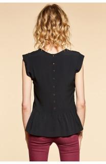 Blouse IRIS Femme W18409W (40184) - DEELUXE