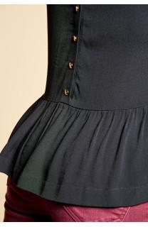 Blouse Blouse IRIS Woman W18409W (40185) - DEELUXE-SHOP
