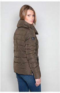 Puffy Jacket Puffy Jacket OSLO Woman W18603W (40206) - DEELUXE-SHOP