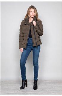 Puffy Jacket Puffy Jacket OSLO Woman W18603W (40207) - DEELUXE-SHOP