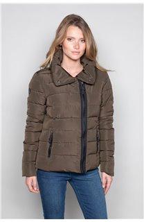 Puffy Jacket Puffy Jacket OSLO Woman W18603W (40208) - DEELUXE-SHOP