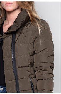 Puffy Jacket Puffy Jacket OSLO Woman W18603W (40210) - DEELUXE-SHOP