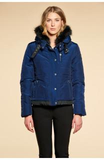 Puffy Jacket CHRISTIE Woman W18611W (40213) - DEELUXE-SHOP