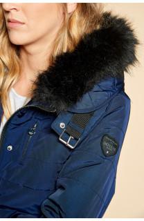 Puffy Jacket CHRISTIE Woman W18611W (40215) - DEELUXE-SHOP