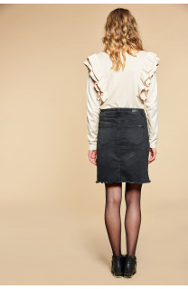 Skirt Skirt JACE Woman W18765W (40246) - DEELUXE-SHOP
