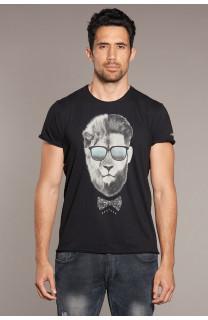 T-shirt LIONMAN Man W18135 (40420) - DEELUXE-SHOP