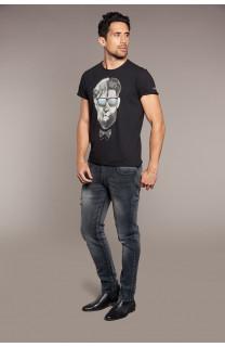 T-shirt LIONMAN Man W18135 (40422) - DEELUXE-SHOP