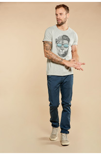 T-shirt LIONMAN Man W18135 (40426) - DEELUXE-SHOP